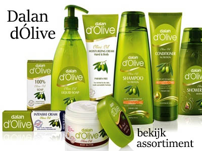 dalan d'olive producten saunaspul.nl