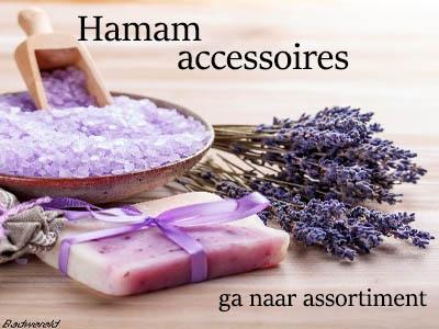 hamam olie en zeep Saunaspul.nl